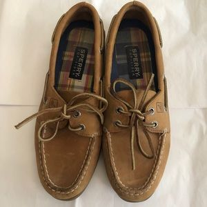 Sperry Leather Top-siders